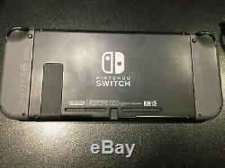 Nintendo Super Smash Bros. Commutateur Limitée Console Édition Très Bon État