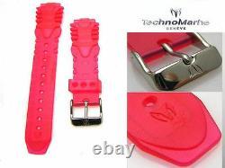 Nouvelle Condition Technomarine Cruise 2008 Olympic Edition 108002 Avec Bracelet Supplémentaire