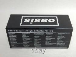 Oasis Complete Célibataire Boîte 94-05 Limitée Bon État Fedex