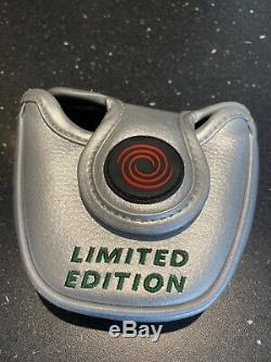 Odyssey Limited Edition Highway 101 # 7 Putter 35 Mint Condition