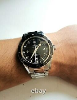 Omega Seamaster 300 Master Co-axial Steel 41mm 2017 Grande Condition