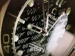 Omega Seamaster 50e Anniversaire James Bond 007 41mm. Ltd Ed. Condition Non Usé