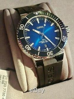 Oris Aquis Clipperton Ltd Edition Superbe État