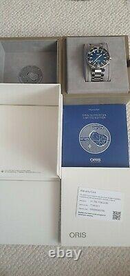 Oris Aquis Edition Limitée Clipperton 43,5mm (superbe Condition)