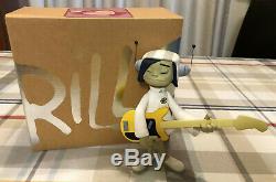 Oser Gorillaz Édition Limitée Noodle Kidrobot Figure. Parfait État Avec La Boîte