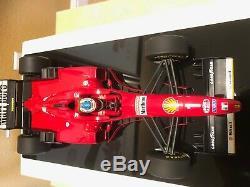 Pauls Modèle Art Ferrari F310 / 2 Échelle 1/12 Michael Schumacher Great Condition