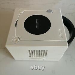 Pearl White Gamecube (pal) Edition Limitée Avec Boîte Excellent État