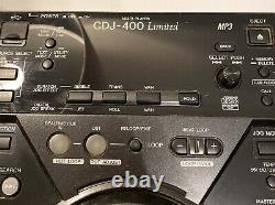 Pioneer Djm 400 Limited Edition Full Set Mixer Decks Rareamazing Conditions