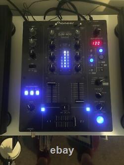 Pioneer Djm 400 Mélangeur Limited Edition En Très Bon État