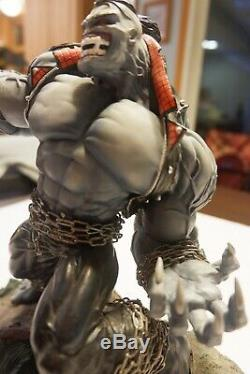 Pitt Limited Edition Statue # 744/2100 Mint Condition (dale Keown & Clay Moore)