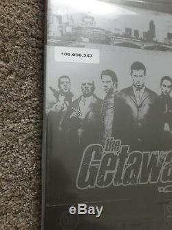 Playstation 2 The Getaway Édition Limitée (état Scellé À La Menthe), Royaume-uni