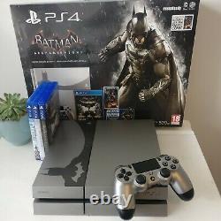 Playstation 4 Boxed Batman Arkham Knight Édition Limitée Excellent État