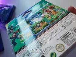 Pokemon Alpha Sapphire Edition Limitée 3ds + Steelbook Mint Condition Free P&p