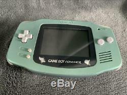 Pokemon Center Game Boy Advance Celebi Limited Edition Très Bon État