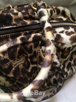 Prada Leopard Bag En Bon État D'usage