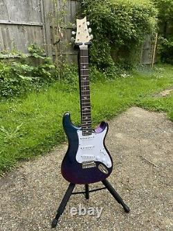Prs Silver Sky Nebula Limited Edition John Mayer Mint État, Utilisé Deux Fois