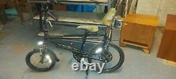Raleigh Chopper Bike Black Limited Edition 2015, Bon État