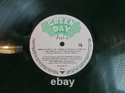 Rare 1994 Green Day Dookie Edition Limitée #6055 Vinyle Vert Excellent État