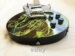 Rare Epiphone Les Paul Standard Limited Edition Personnalisée Sobe 2003 Great Condition