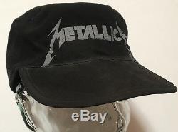 Rare Metallica Casquette Vintage Lightning Hat Vintage