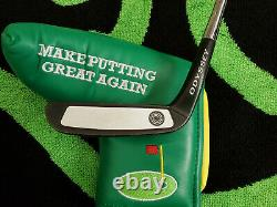 Rare Odyssey Protype Pt82 Blade Limited Edition Putter 35 Great Condition