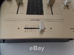 Rare Vestax Pmc 05 Dj Qbert Or Mixer Isp Limited Edition Près De Mint Condition