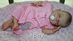 Reborn Doll April De Joanna Kazmierczak Ltd. Ed. État Neuf