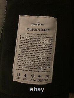 Réflexion Liquide De Stone Island. Taille Petite. Excellent État. A/w 2011