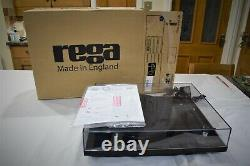 Rega Queen Turntable Special Limited Edition Condition Immaculée