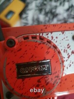Resident Evil 4 Capcom Contrôleur Tronçonneuse Good Condition No Box Limited Edition