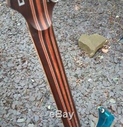 Rg Ibanez Rg6pcm Ltd Haut De Gamme Blue Reef Dégradé Inclut Le Cas Mint Condition