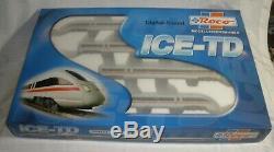 Roco Ice-td Numérique Train De Son Set # 69031 Collectionneurs Qualité Condition