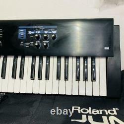 Roland Juno-d Edition Limitée Synthétiseur De Clavier Bon État F/s Fedex Rsmi