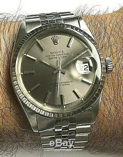 Rolex Datejust Ref 1601 Automatique Circa 1967 Great Condition