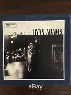Ryan Adams Coffret Vinyle Live After Deaf 15 Lp Utilisé Non Code DL + Vg