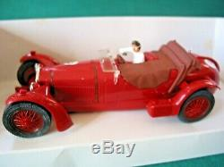 Scalextric Nscc Ltd Ed Red C306 Alfa Superbe Mint Condition
