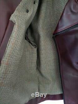 Schott Horsehide Clean Perfecto P623h Édition Limitée L / 42 Etat Neuf Worn 1x
