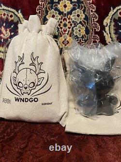 Scott Tolleson & Kidrobot Wndgo Bullet Dunny Ltd De 15 Pièces. État Nouveau