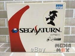 Sega Saturn Sonic Toys R Us Console Limited Edition Japon Excellente Condition