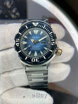 Seiko Limited Edition Monstre Srp455j1 Collectionneurs Condition Japon Made