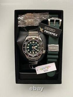 Seiko Prospex Sla047 Ltd Édition Iriomote Green Mm300 8l35, État De La Monnaie