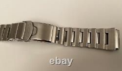Seiko Srp455 Blue Monster Limited Edition Collectors Condition Super Full Set
