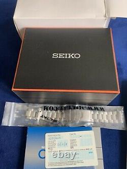 Seiko Srpd01k1 Turtle Dawn Grey Édition Limitée Numérotée Worn But Mint Condition
