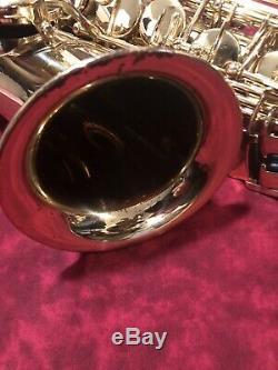 Selmer Alto Saxophone Modèle Ltd52 En Bon État