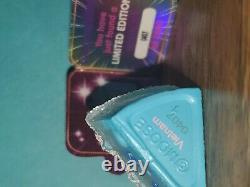 Shopkins Limited Edition Choc Pie #0407 De 1000 Avec Carte. Condition Non Jouée