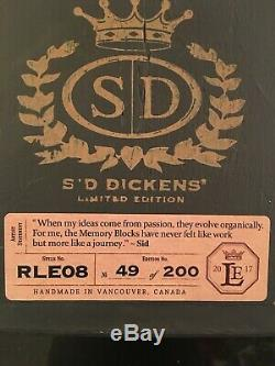 Sid Dickens Limited Edition Rle-08 / Mint Condition / Signed