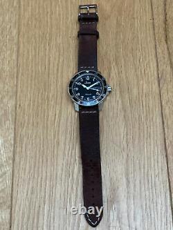 Sinn 104 St Sa A Black German Auto Watch 2018 Modèle Bon État