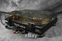 Technics Sl-1200 Ltd Limited (n ° 0396) En Excellent État Rare