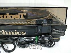 Technics Sl-1200 Ltd Limited (n ° 4585) En Excellent État Rare