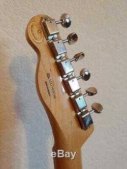 Telecaster De La Fender Fsr Classic 50. Edition Limitée Excellent État. Inc Gig Bag